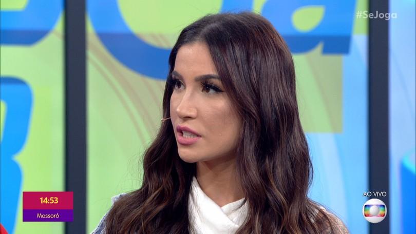 Bianca Andrade comenta relação com Diogo Melim pós-BBB