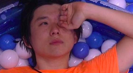 BBB: Pyong chora por causa do filho