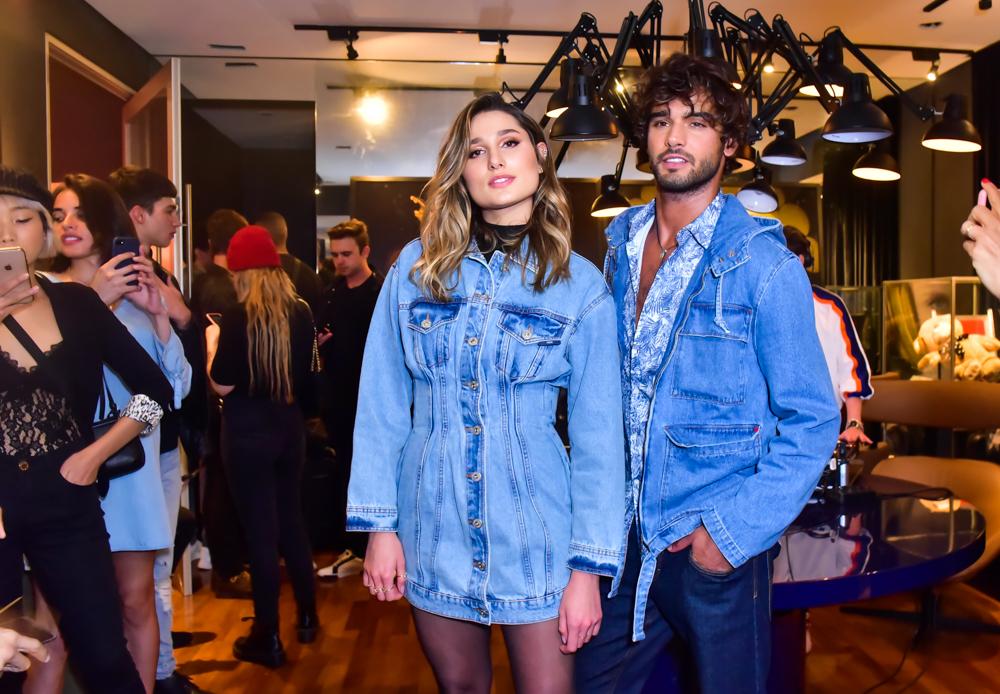Ao lado do ex de Bruna Marquezine, Sasha é só elogios a Marlon Teixeira: 'Pessoa iluminada'
