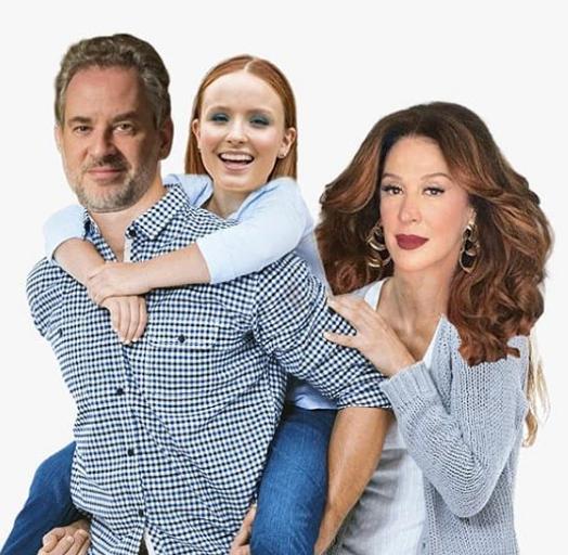 Larissa Manoela viverá filha de Claudia Raia e Dan Stulbach em novela global