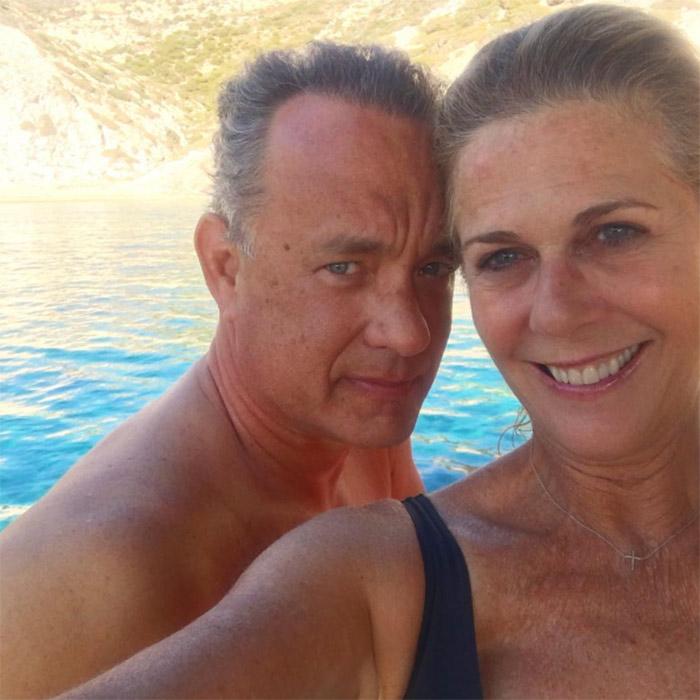 Tom Hanks e esposa são diagnosticados com coronavírus