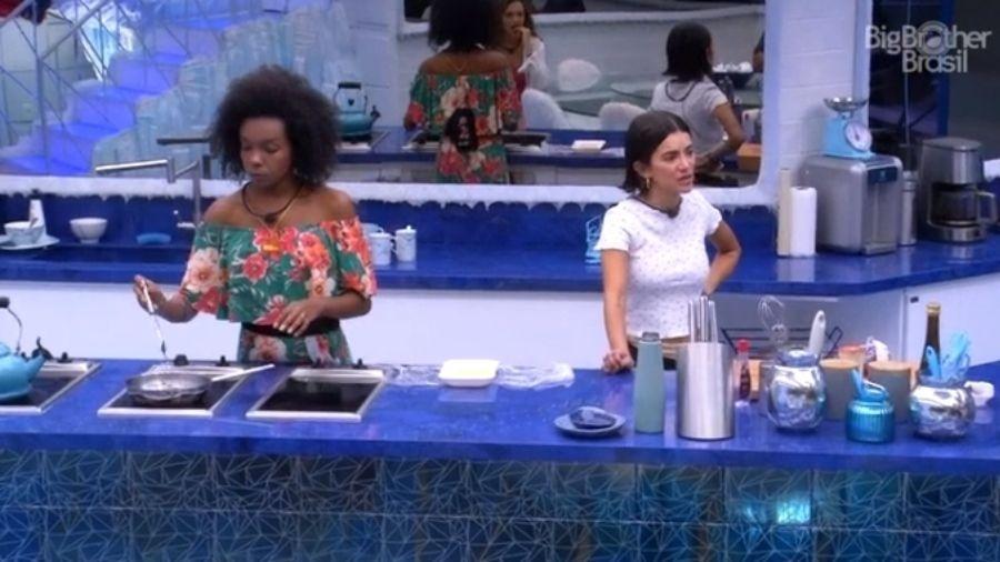 Thelma e Manu analisam fala de Claudia Leitte: 'Audiência boa!'