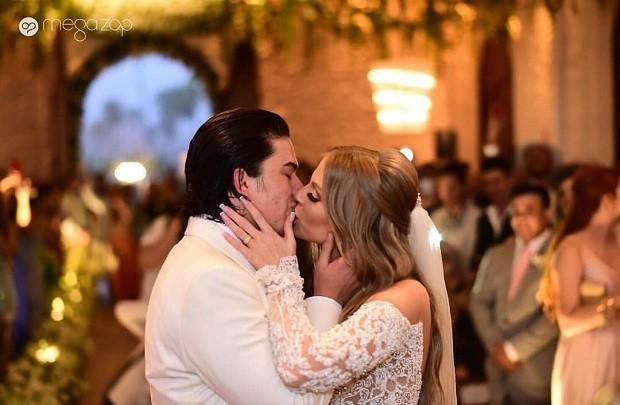 Whindersson Nunes e Luisa Sonza se casaram em Capela dos Milagres