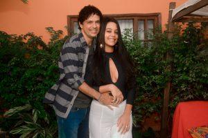 Jorge com a esposa