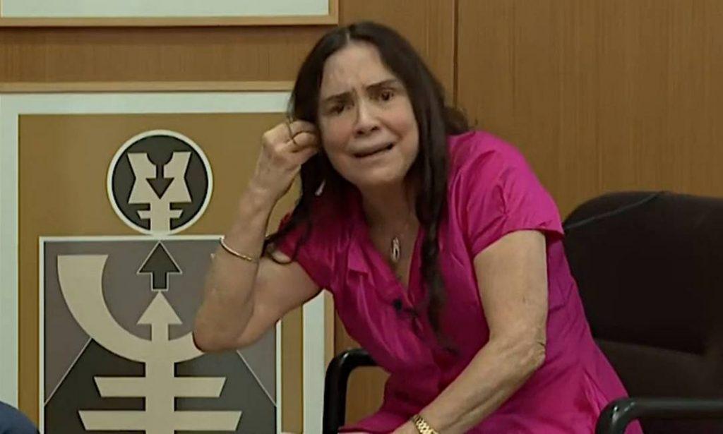 Regina Duarte ganha cargo na cinemateca brasileira