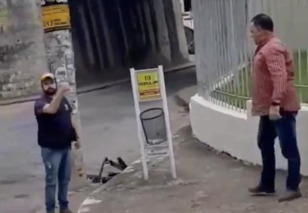 Jornalista da Globo é atacado em Minas